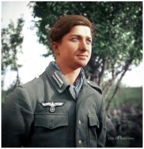 prizonierul german al doilea razboi mondial world war 2 ww2 nazi prisoner hitler coloured 1989x2059