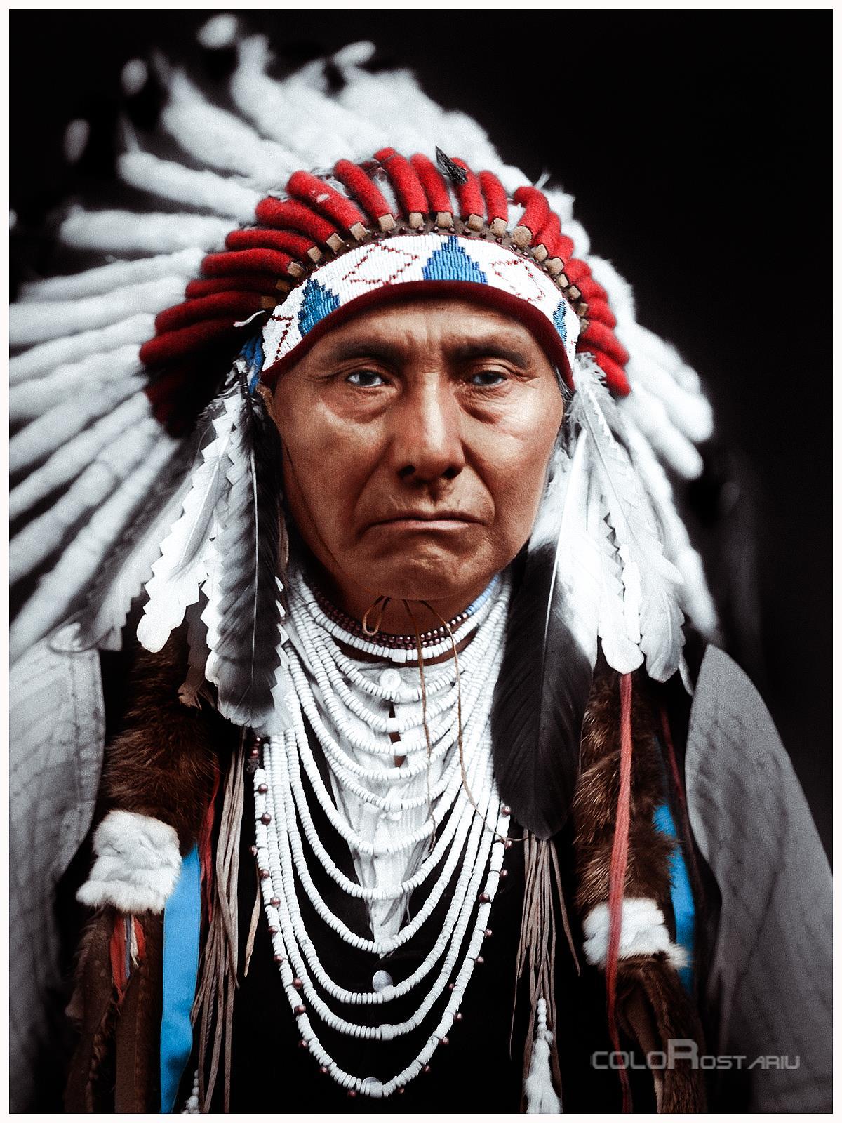 Native American Indians | coloRostariu