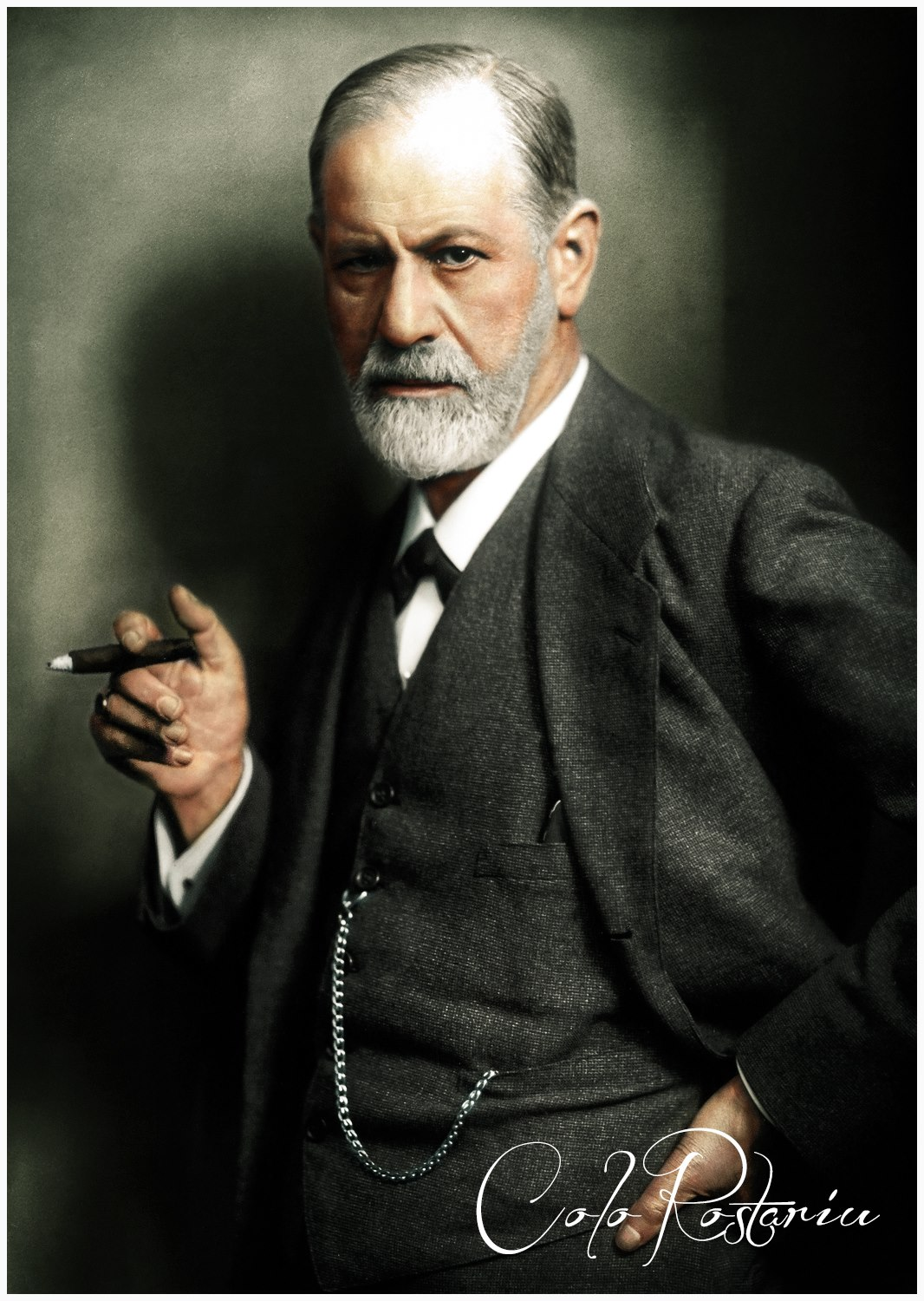 sigmund freud the father of psychoanalysis Sigmund freud, the father of psychoanalysis, was once one of cocaine's leading medical advocates.